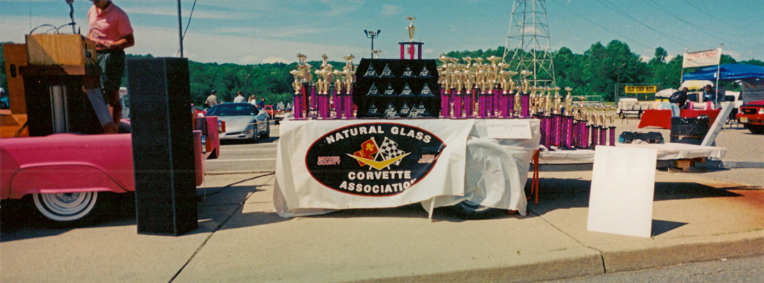 Wheels in Motion trophies to be given out in 1997.